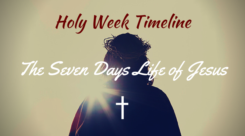 Life-of-Jesus-Holy-Week-Timeline